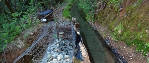 Guest Ranch Canal repairs