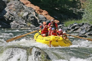 dude ranch rafting vacations