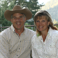 USA ranch hosts
