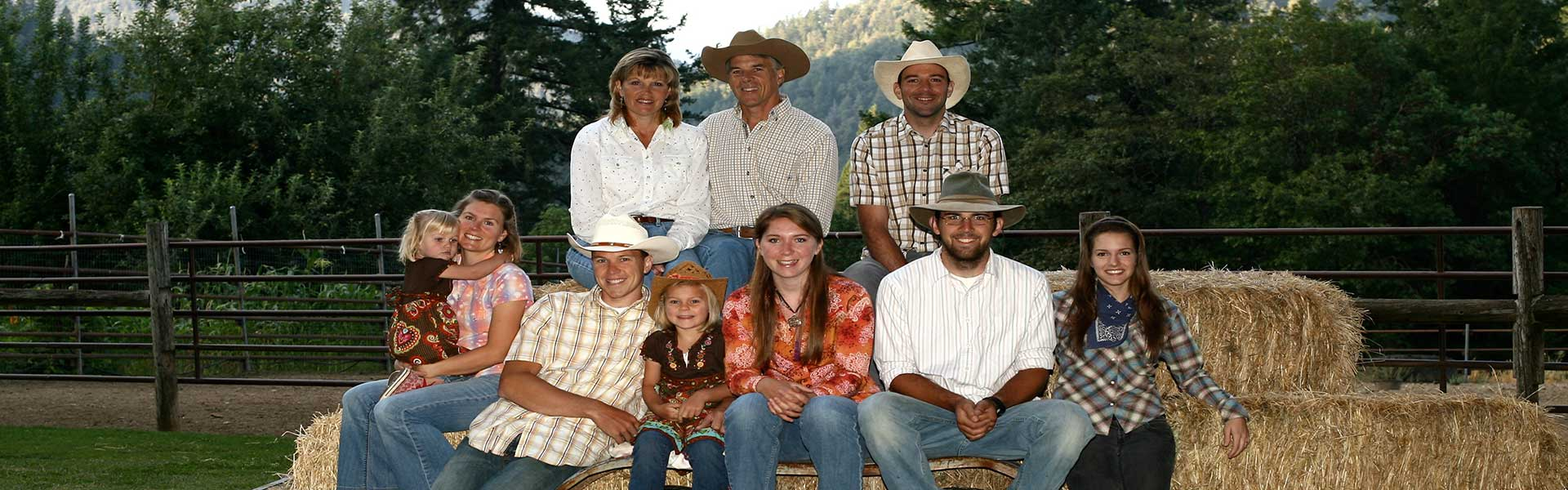 Marble Mountain Ranch Hosts