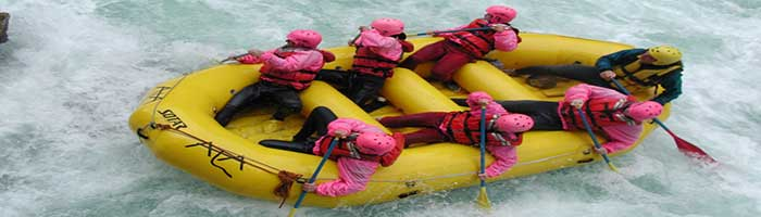 California Salmon Rafting