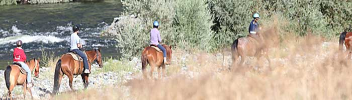 Marble Mountain Ranch Riding