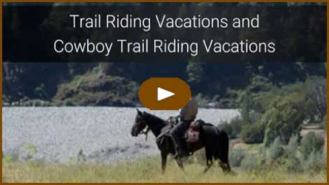 Marble Mountain Ranch Riding Video