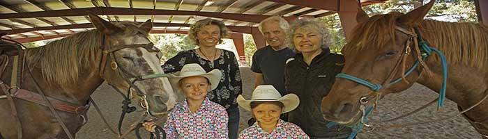Family Dude Ranch Vacations